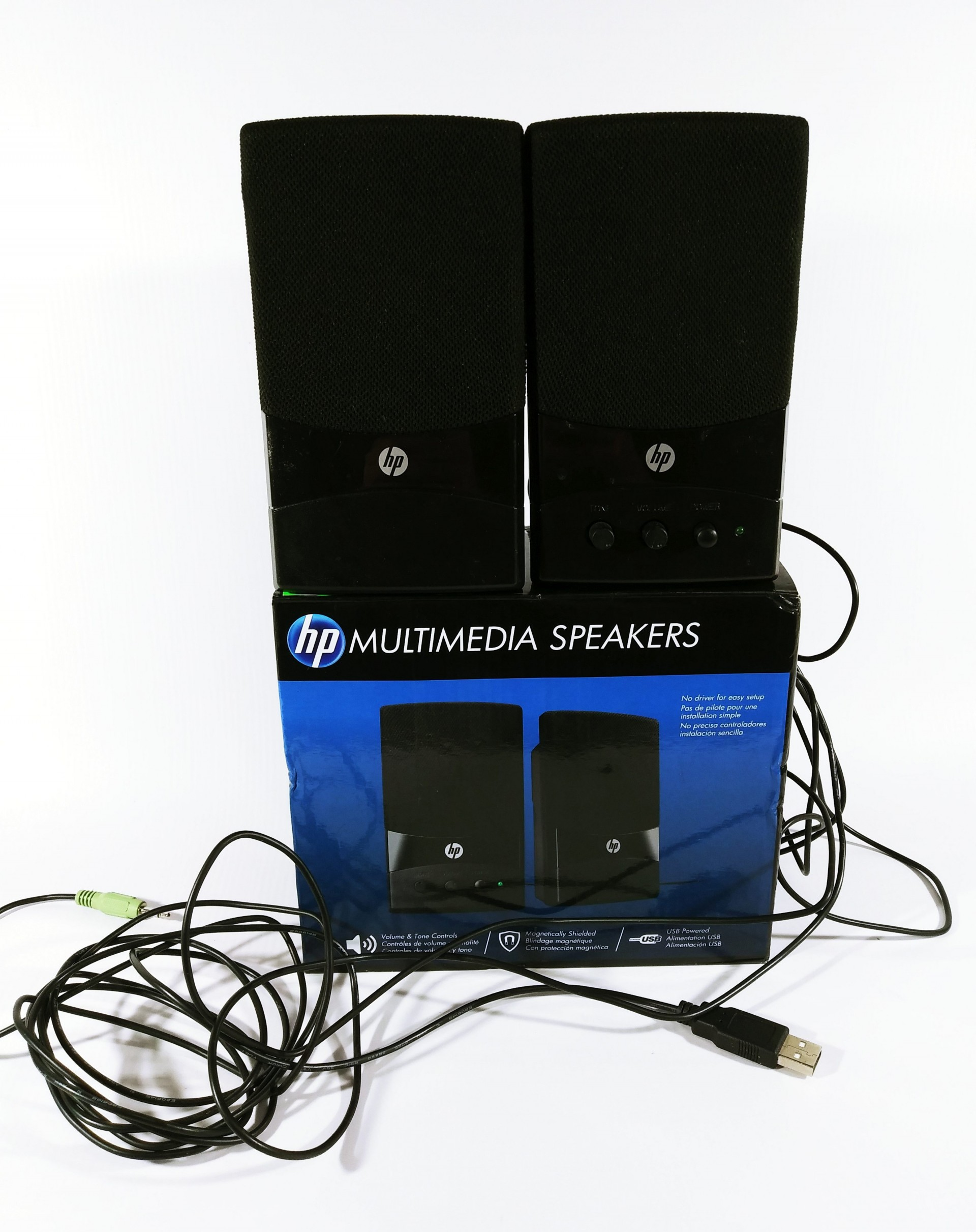 Głośniki HP Multimedia Speakers