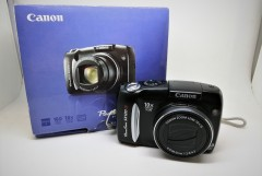 Aparat Canon PowerShot SX120 IS