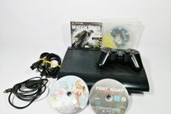 Konsola Sony PlayStation 3 500GB +  GTA V i 3 GRY
