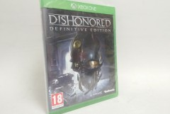 Dishonored Definitive Edition Xbox One PL FOLIA