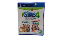 The sims 4 + Psy i Koty na PS4