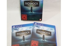 Gra PS4 BIOSHOCK THE COLLECTION