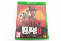 Gra Red Dead Redemption 2 xbox one