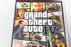 Gra PS3 GTA IV