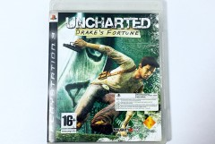 Gra PS3 Uncharted Drake's Fortune