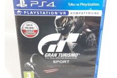 Gra Ps  4 Grand Turismo Sport Day One Edition