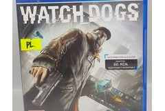 GRA PS4 Watch Dogs