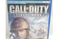 Gra PS2 Call Of Duty Finest Hour